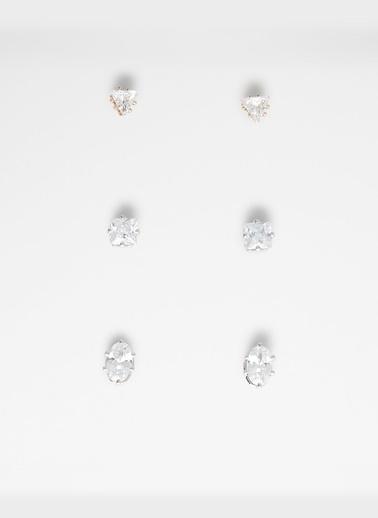 Aldo Haoreria - Kadin Küpe Seti Gümüş